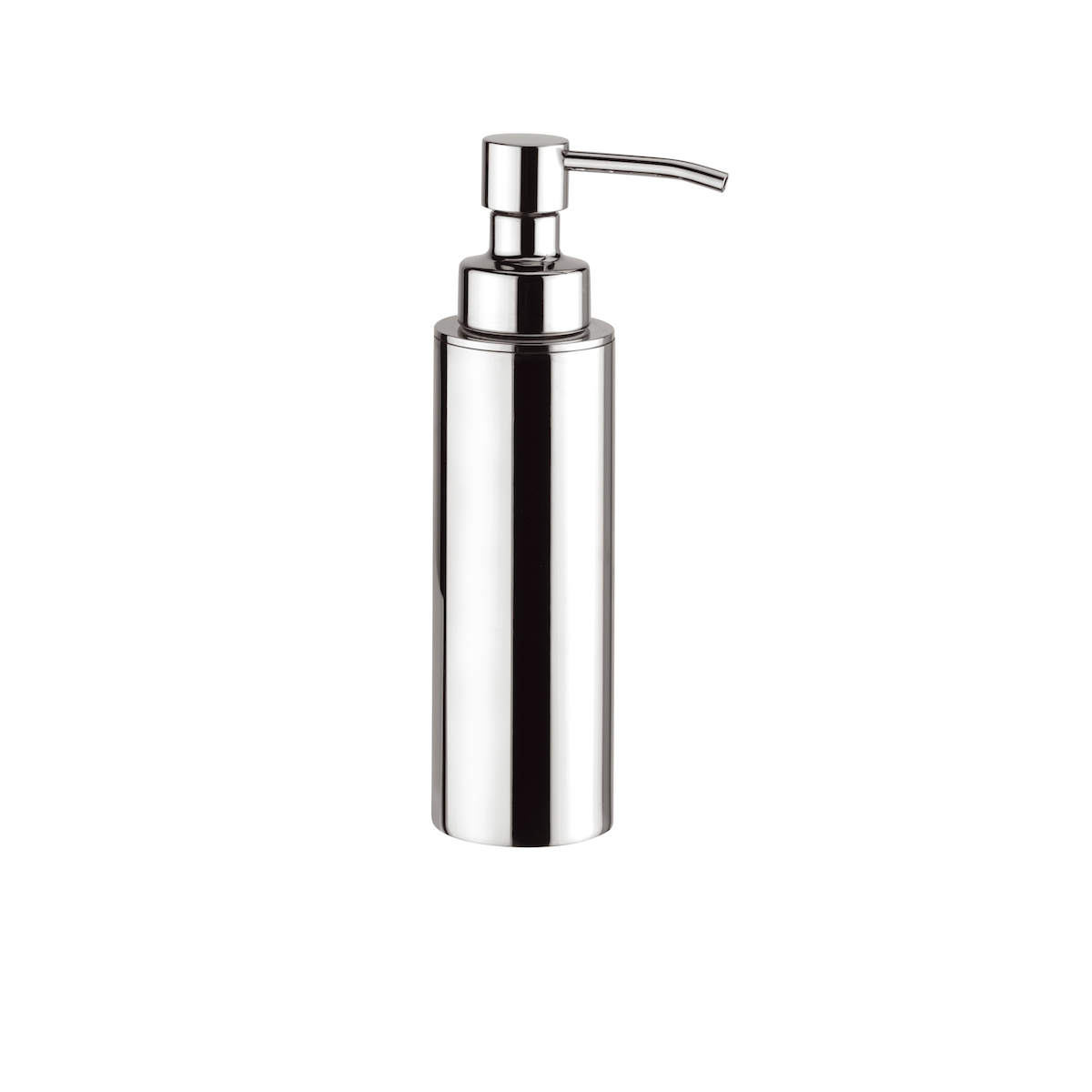 Ws Bath Collections Iceberg 1034 Free Standing Soap Dispenser Modo Bath