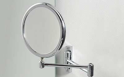 Reversible Magnifying Mirrors