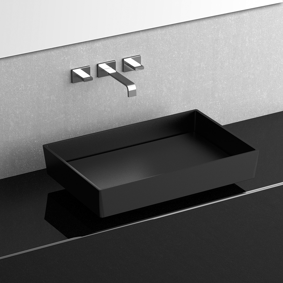 The Matte Finish - Matte Vessel Sink