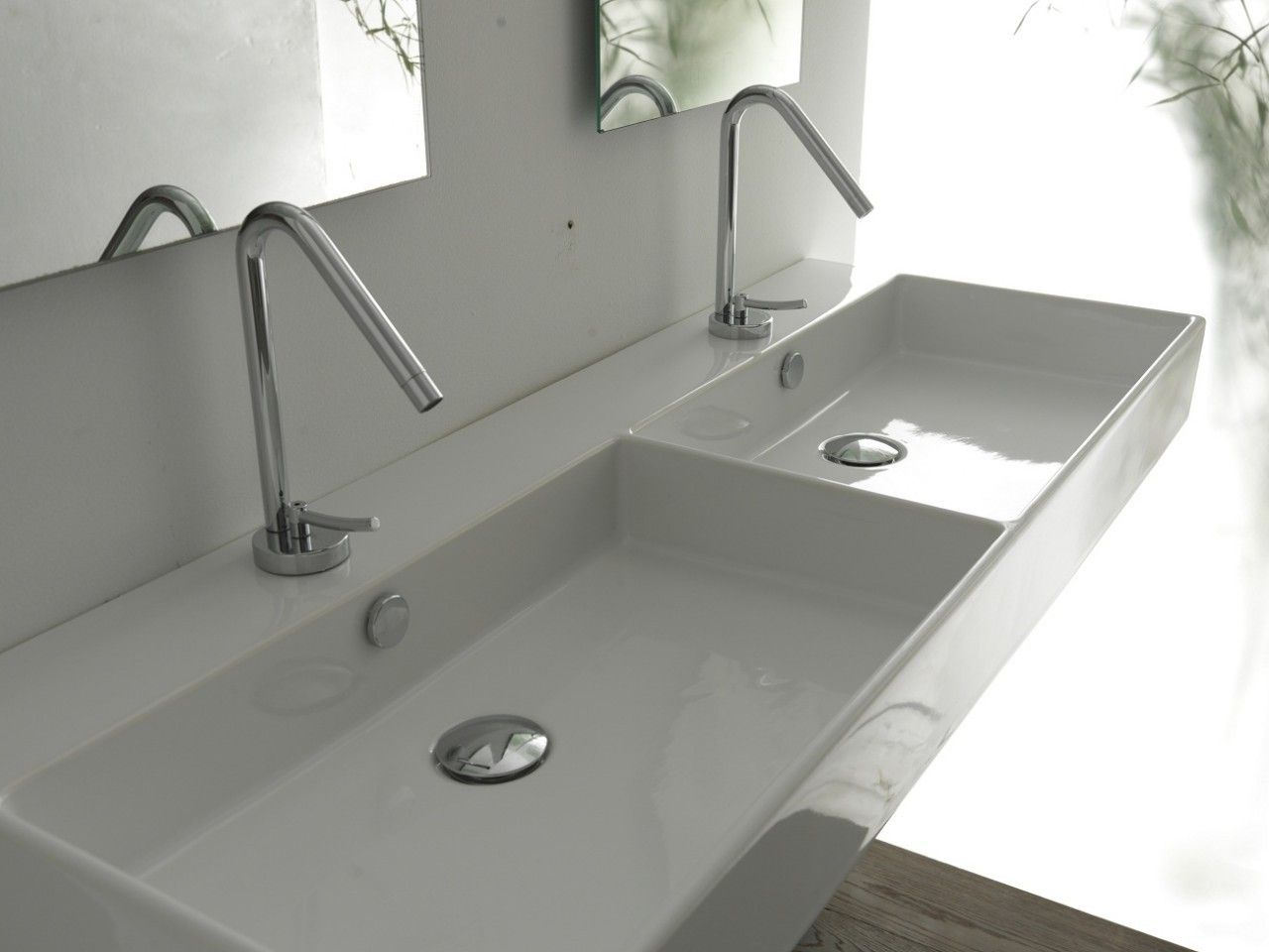 Choosing A Wide Bathroom Sink To