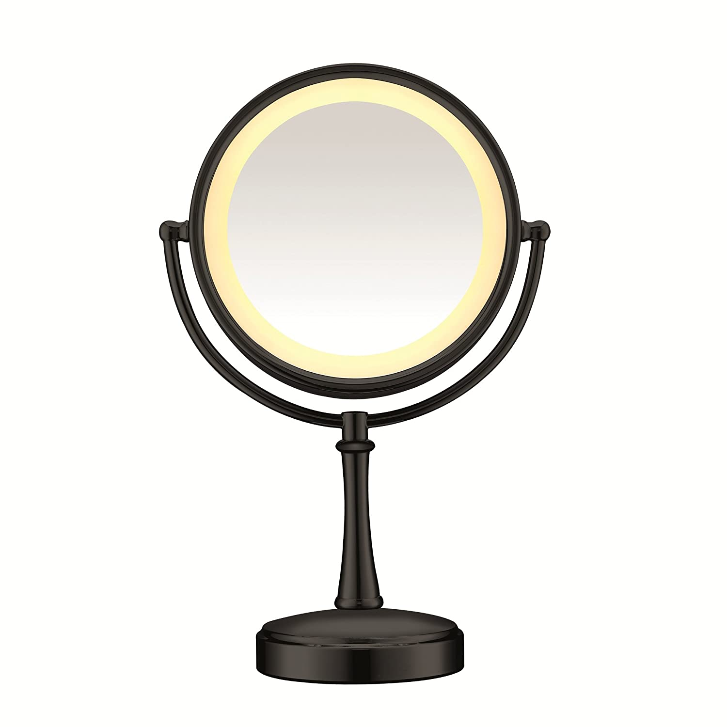 Conair 3-Way Touch Control Lighted Makeup Mirror