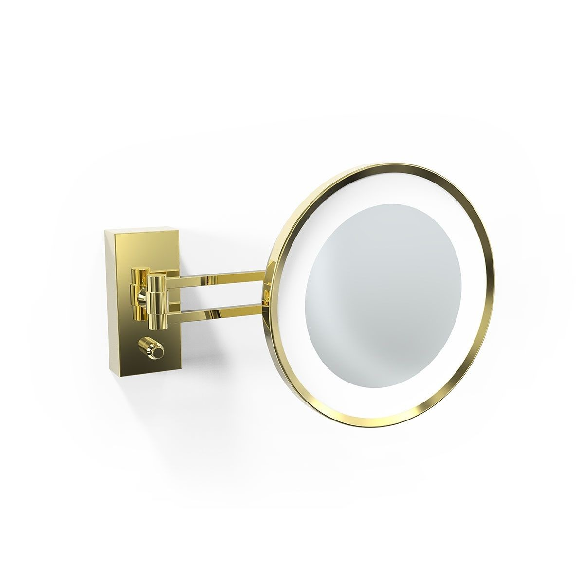 Smile 360 Wall Mounted Magnifying Mirror