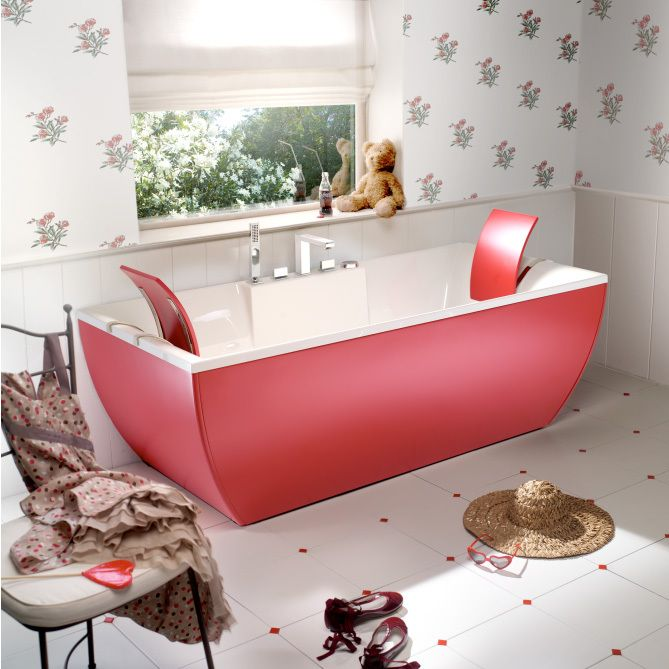 The Best Bright Bathroom Colors