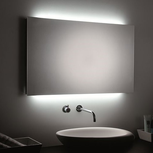 LED Lighted Bathroom Mirrors - Wall Mirrors