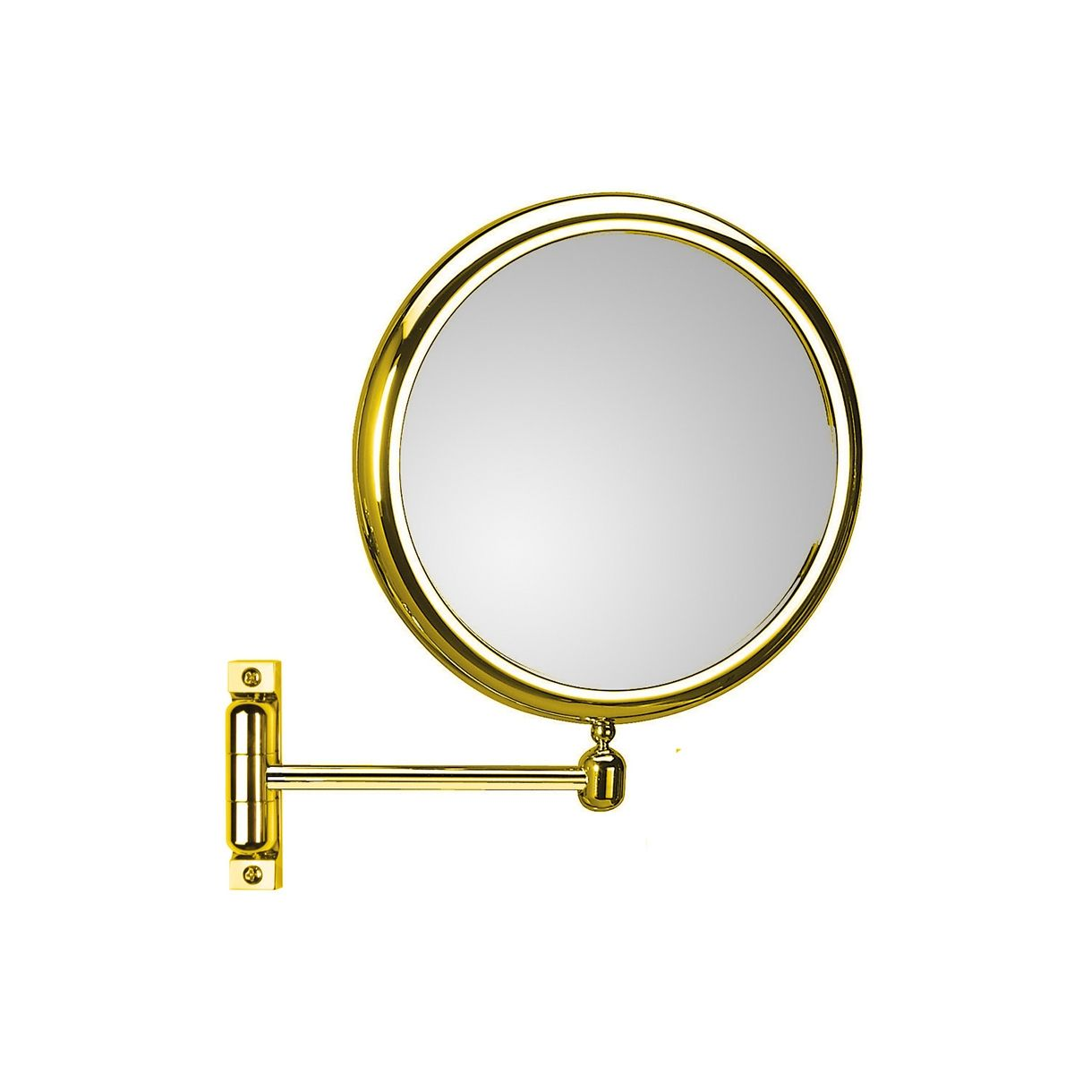 Gold Bathroom Accessories - Mirror